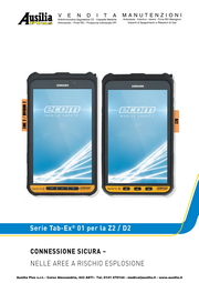 TABLET ANDROID RUGGED ATEX